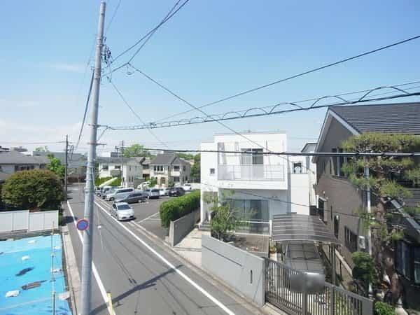 moderna casa japonesa de moda en Japón
