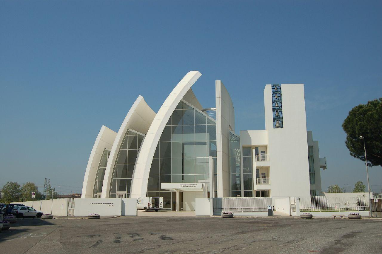 iglesias más impresionantes del mundo - Jubilee Church