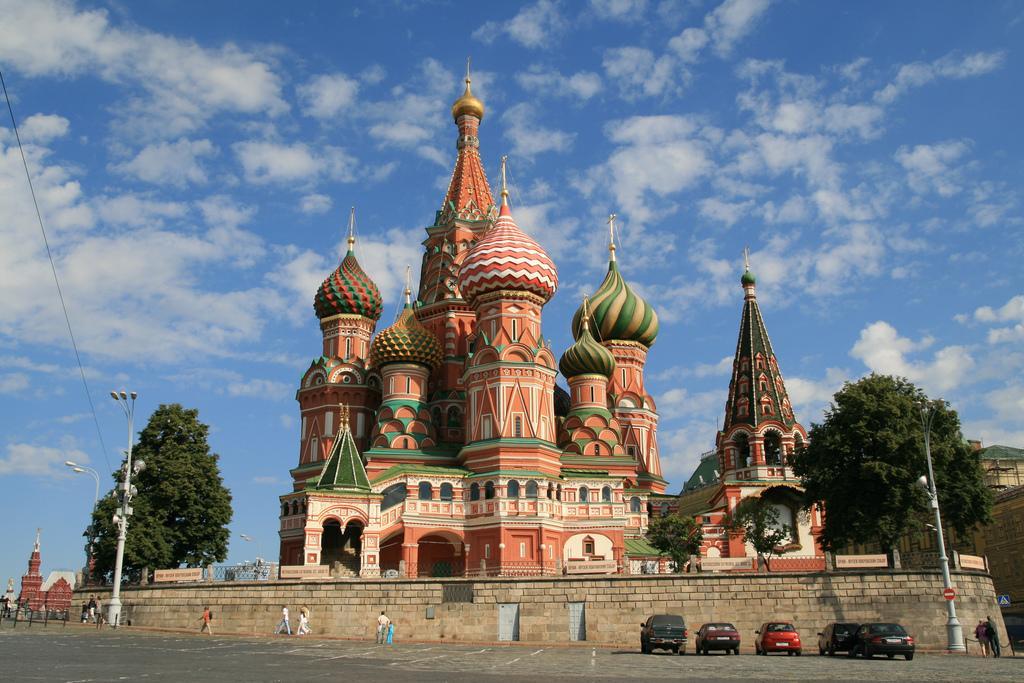 iglesias más impresionantes del mundo - catedral san basilio