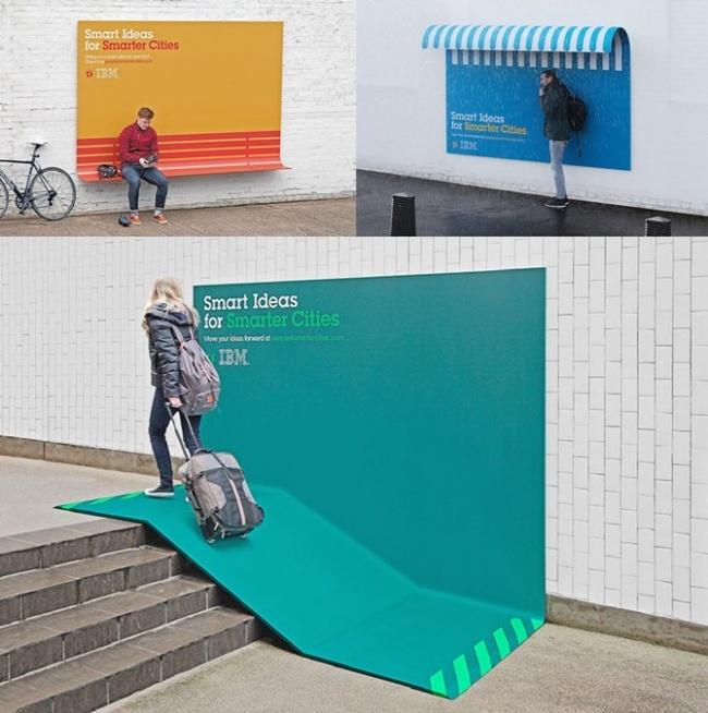 mobiliario urbano de alto diseño - rampa