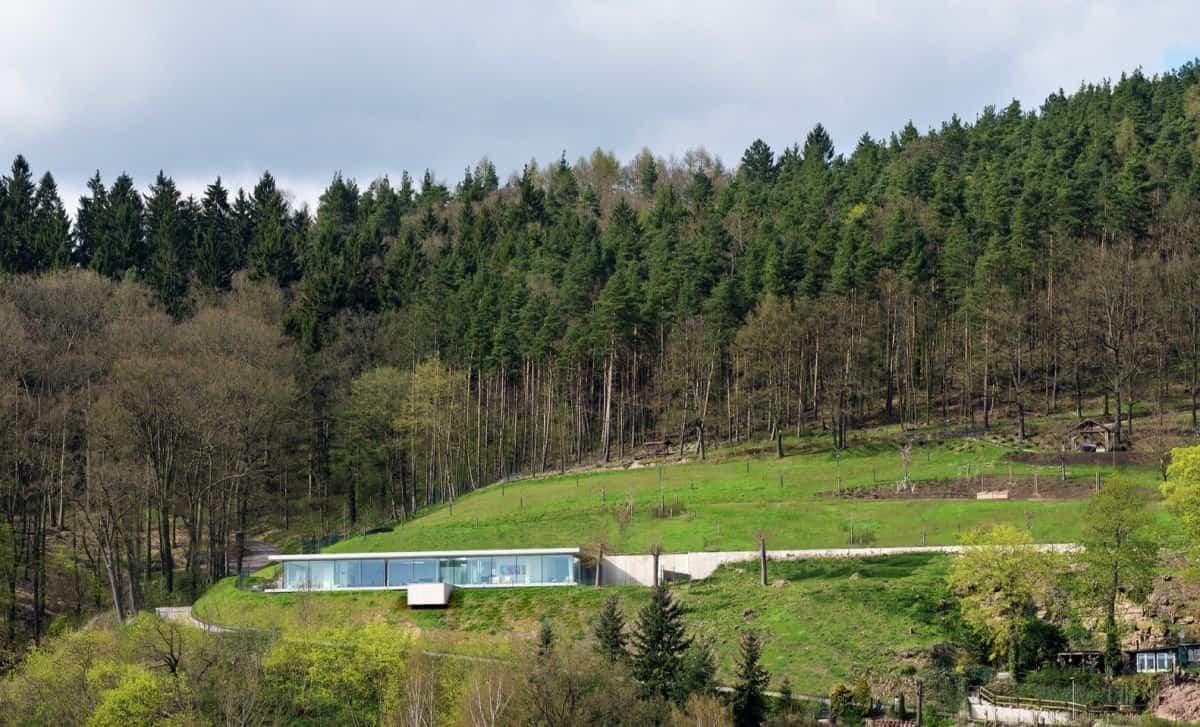 Proyecto Villa K en Alemania