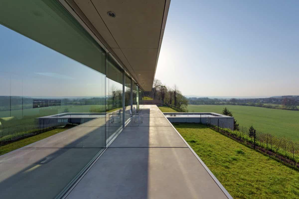 Proyecto Villa K en Alemania - modernidad y sostenibilidad
