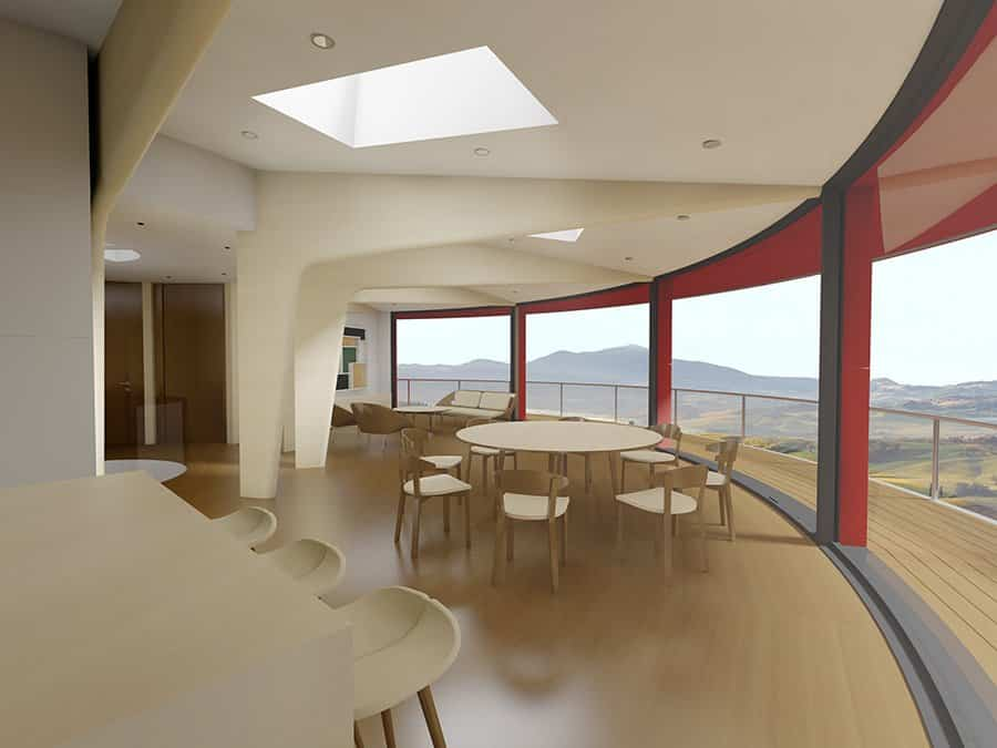 SunHouse 360º casa giratoria