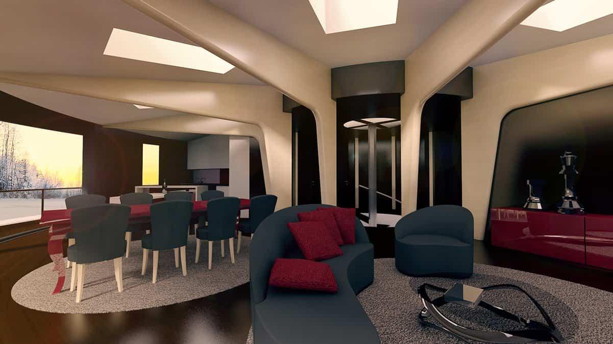 SunHouse 360º a 3000 € el metro construido
