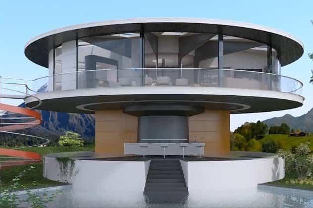 SunHouse 360º diseño muy novedoso