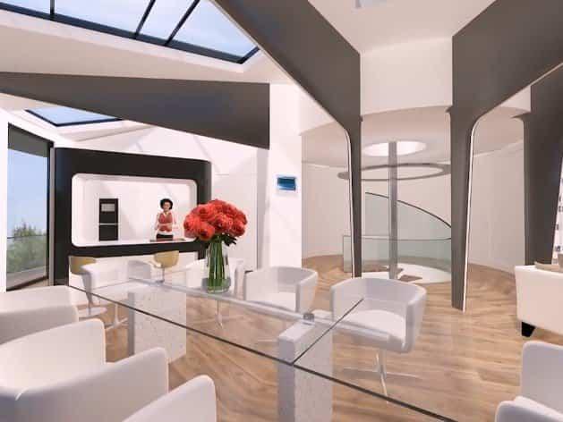 SunHouse 360º capaz de ahorrar consumo de energía