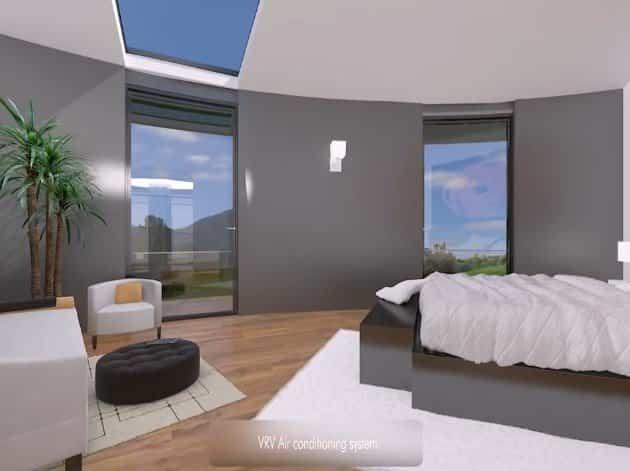 SunHouse 360º propio sistema de energía solar