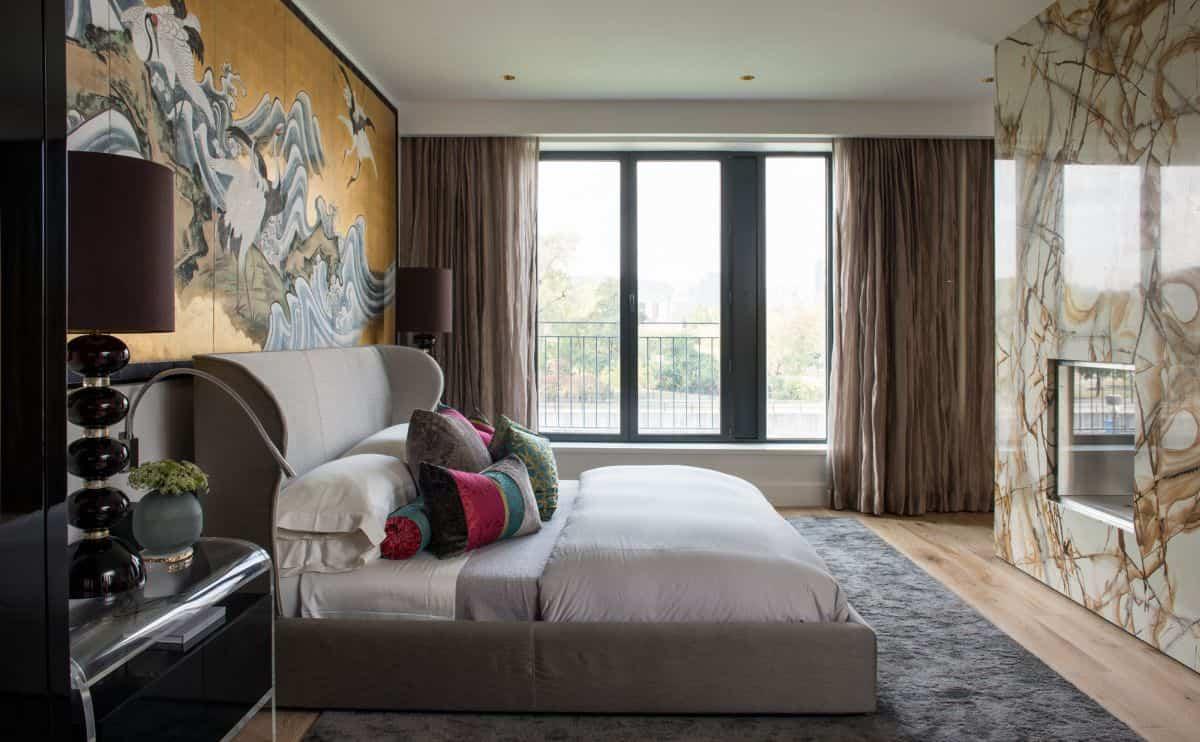 Residencia familiar - dormitorios únicos