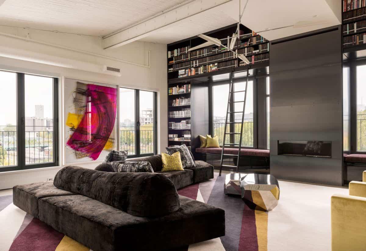 Residencia familiar - tres pisos en uno