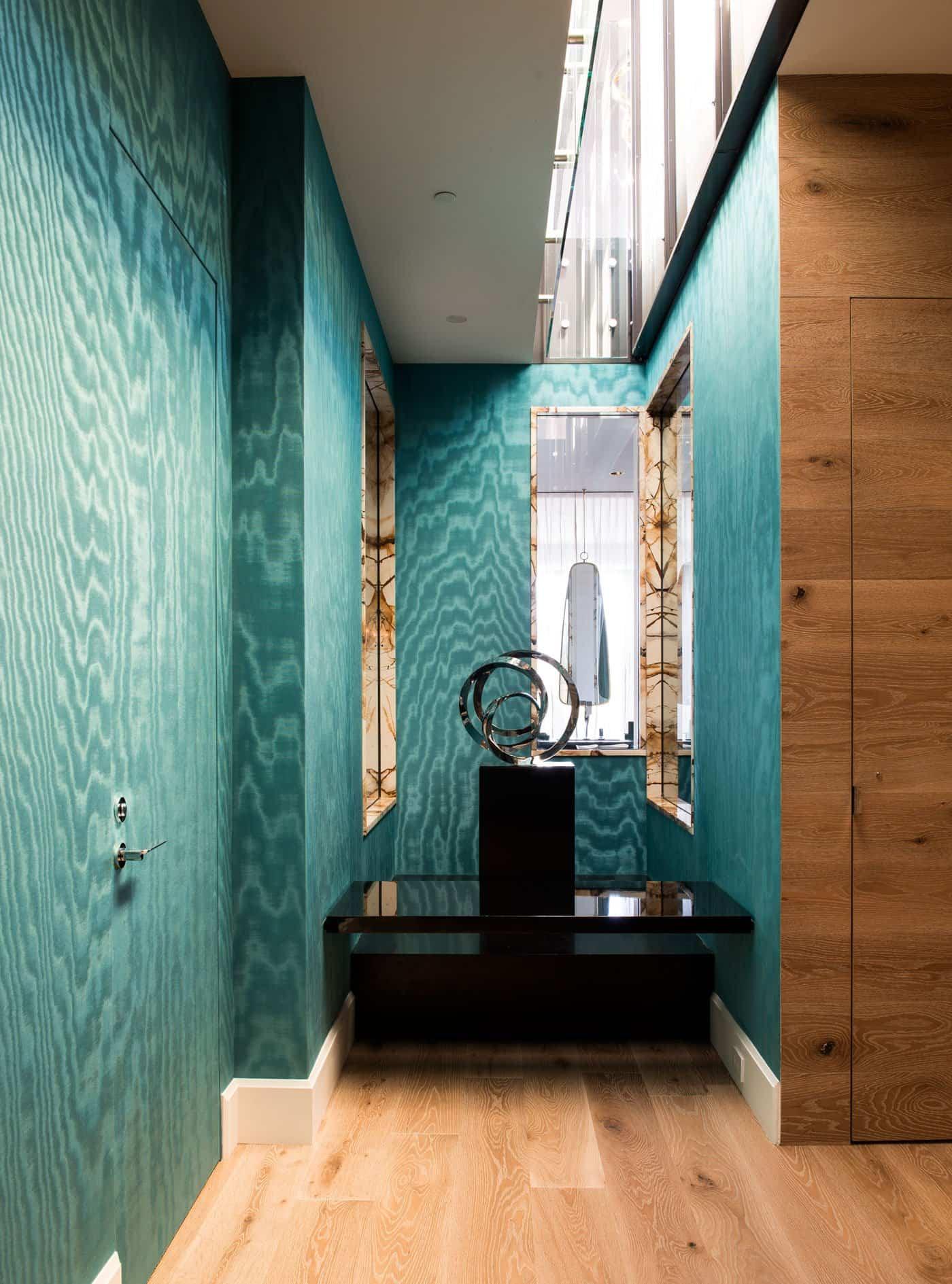 Residencia familiar - diseño moderno