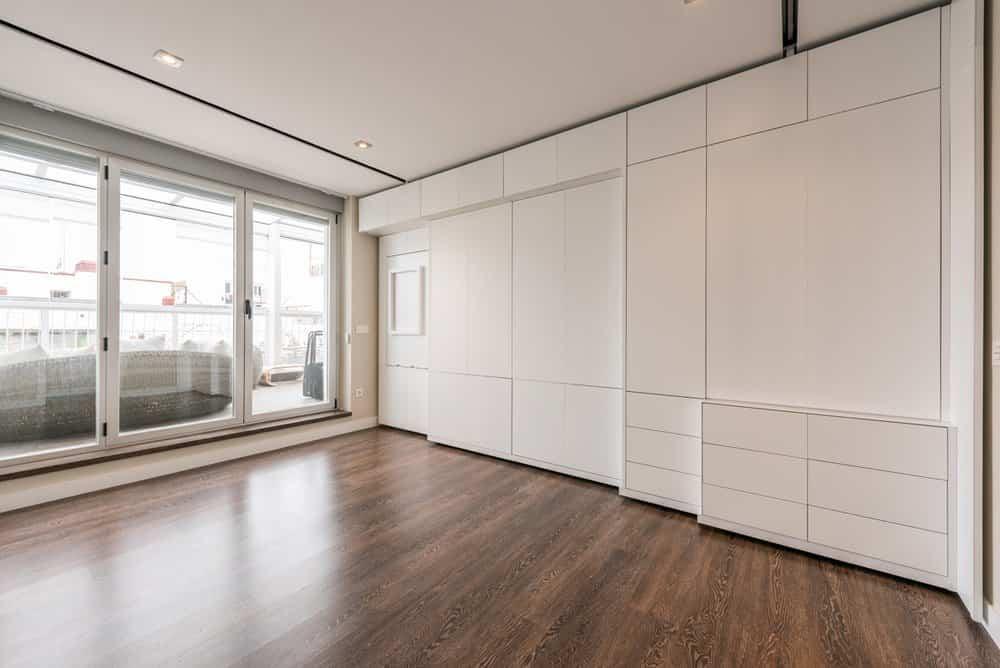 Casa stella con tabique m vil para crear nuevos espacios - Tabiques de cristal para viviendas ...