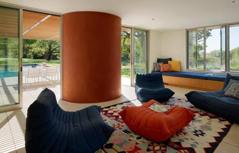 residencia Sonoma casa de invitados