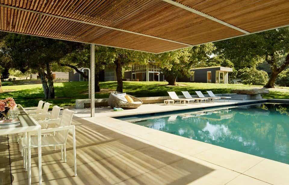 residencia Sonoma piscina climatizada