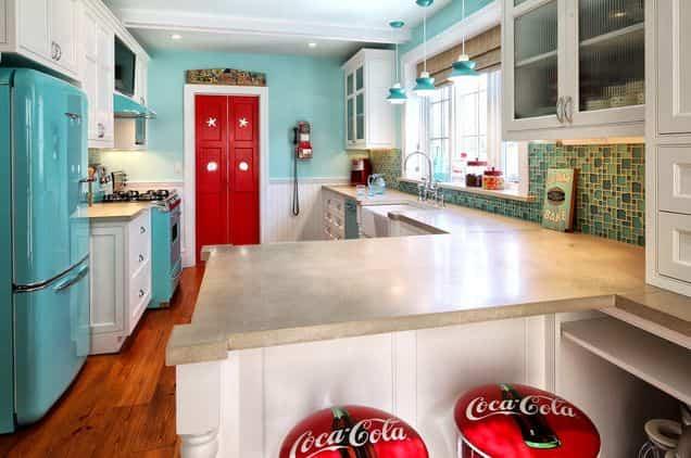 cocina retro 6 - cocacola