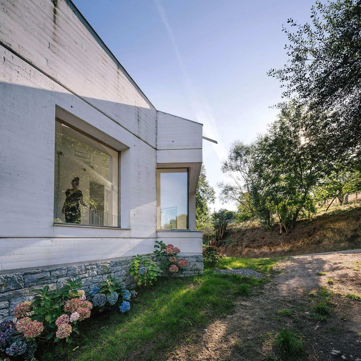 cortijo abandonado en asturias reformado completamente