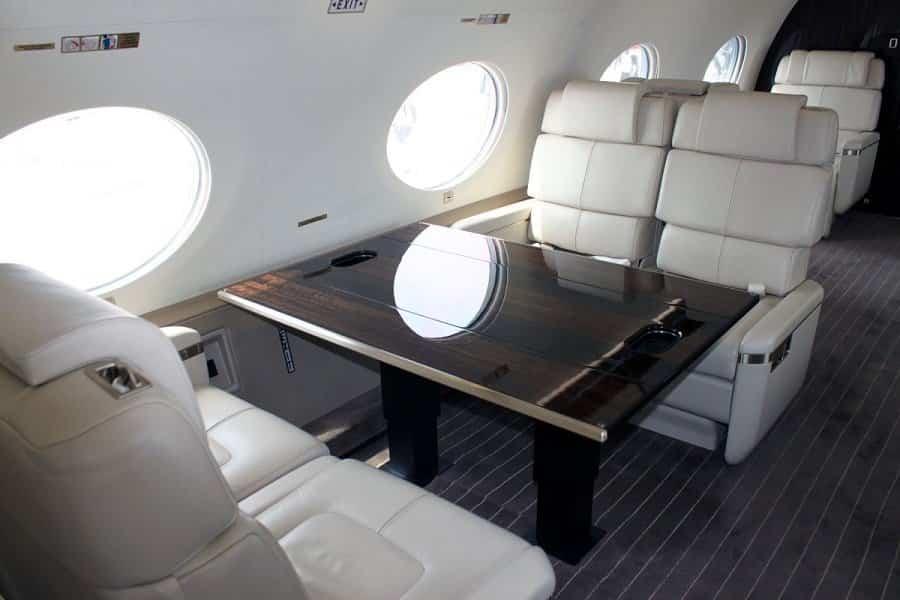 jet privado de Rupert Murdoch valor de 84 millones de dólares