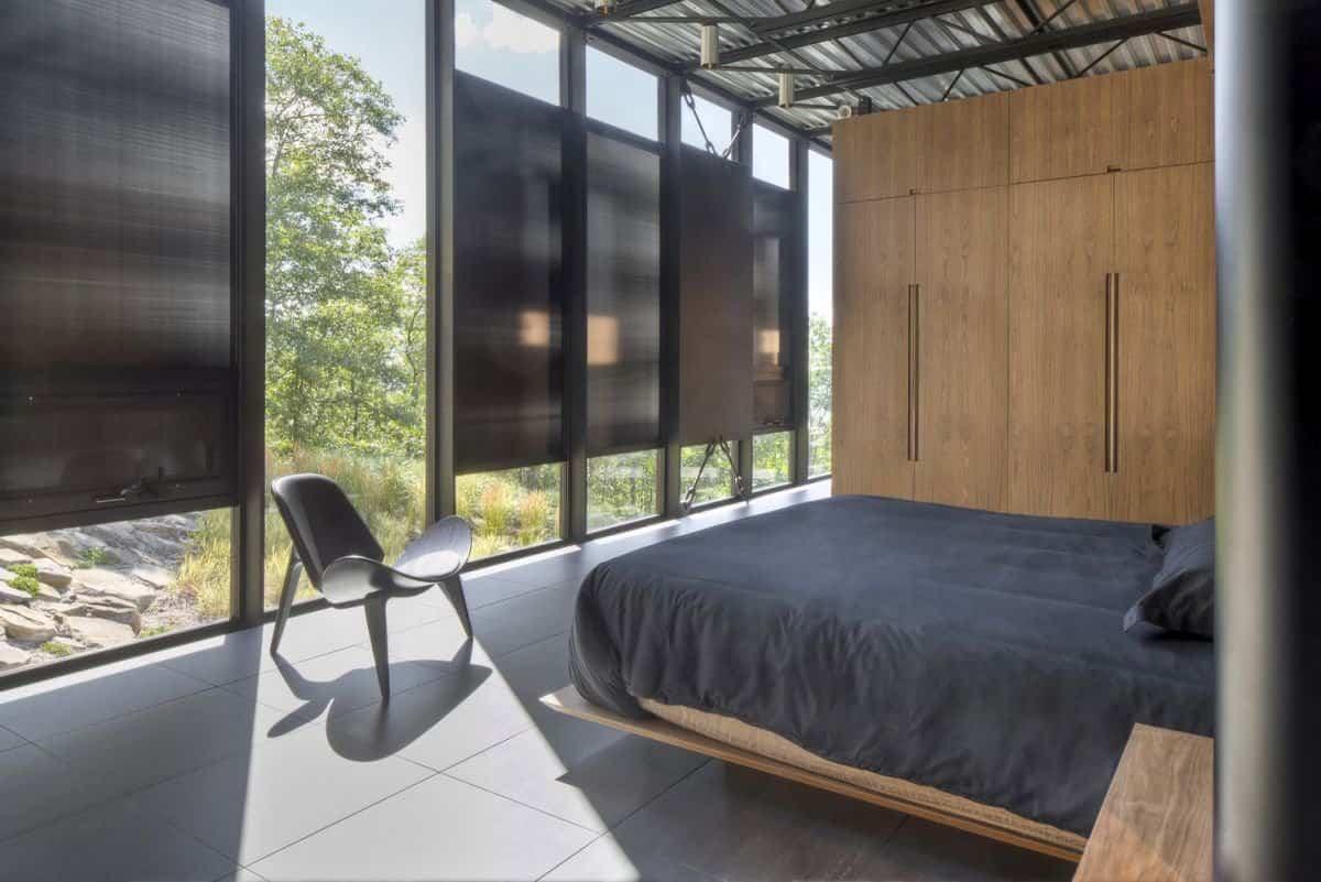 Casa Shokan dormitorio