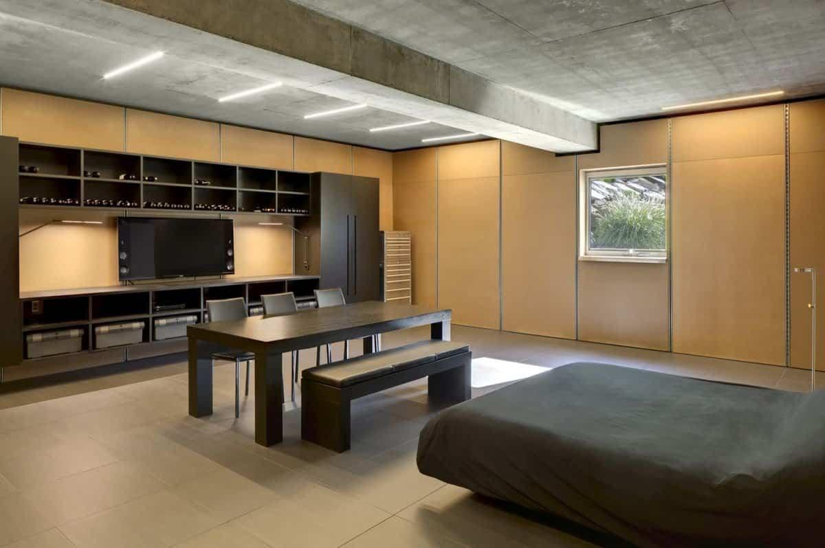 Casa Shokan dormitorio de invitados