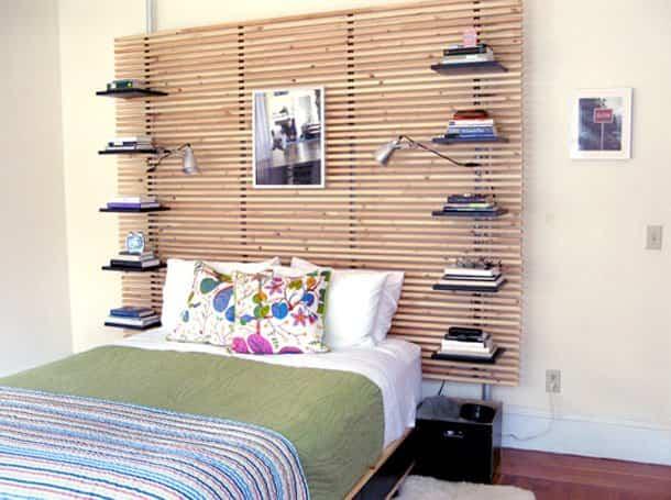 13 sorprendentes camas fabricadas con productos de Ikea