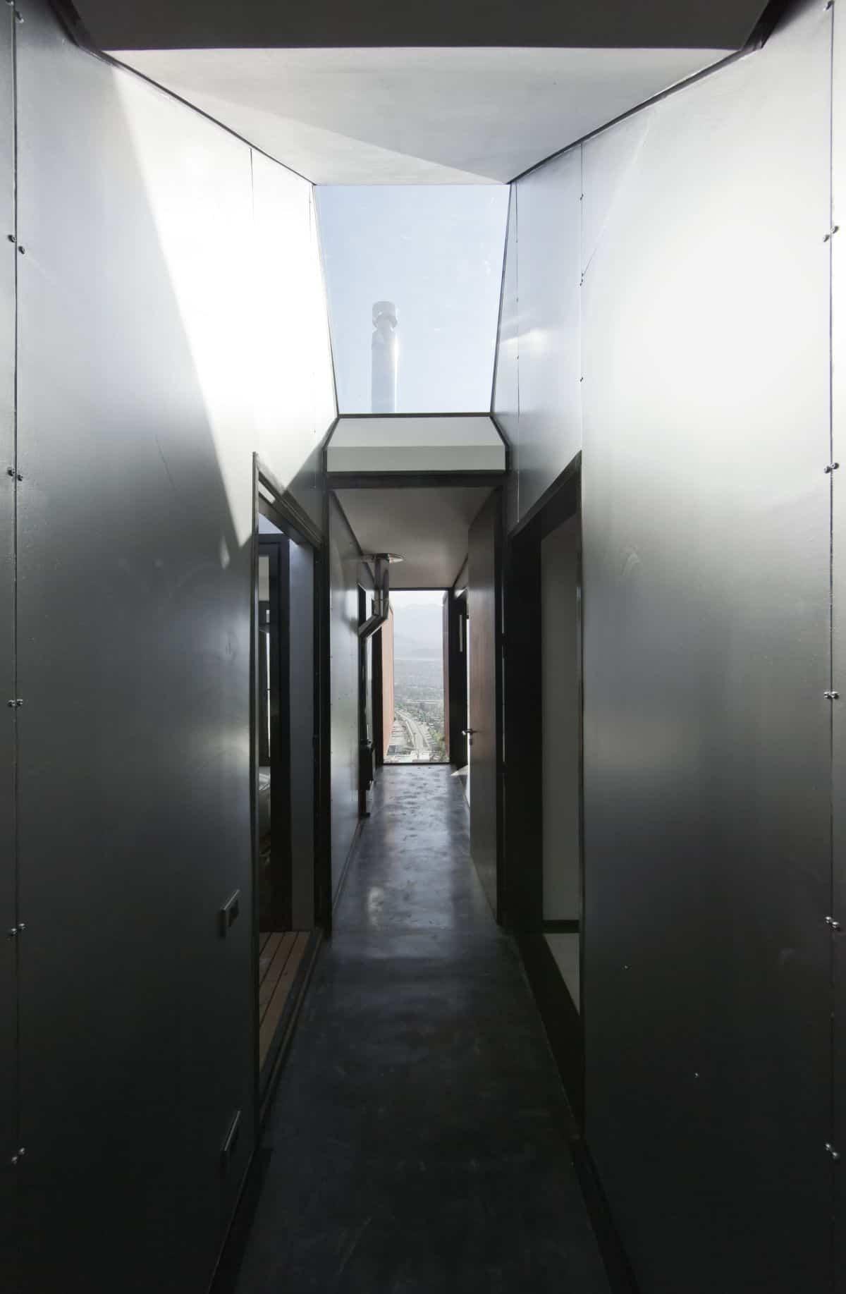 casa oruga - uso de una carta de colores neutros