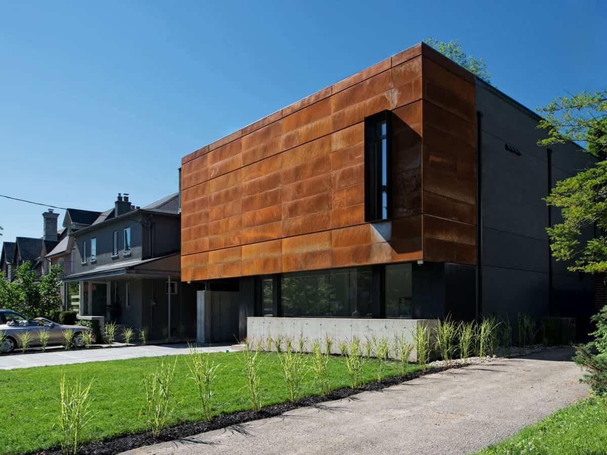 intrigante casa en Toronto