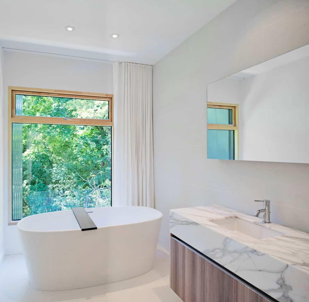 intrigante casa en Toronto - baño