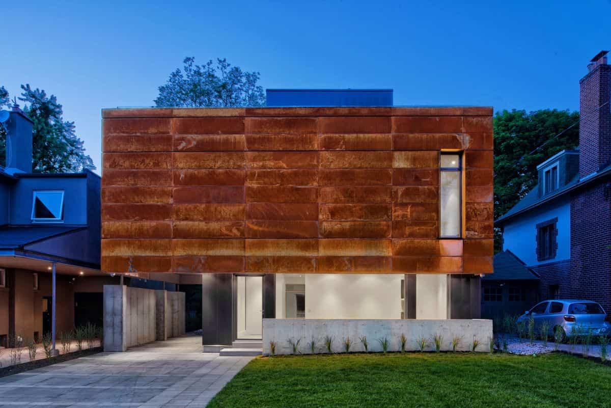 intrigante casa en Toronto con jardín exterior