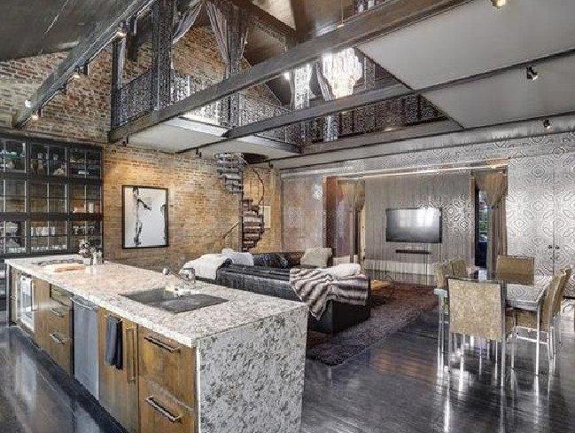 lujosa mansión Lenny Kravitz 2