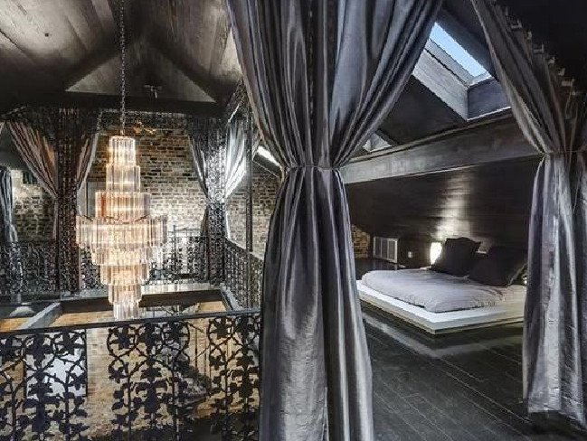lujosa mansión Lenny Kravitz 6