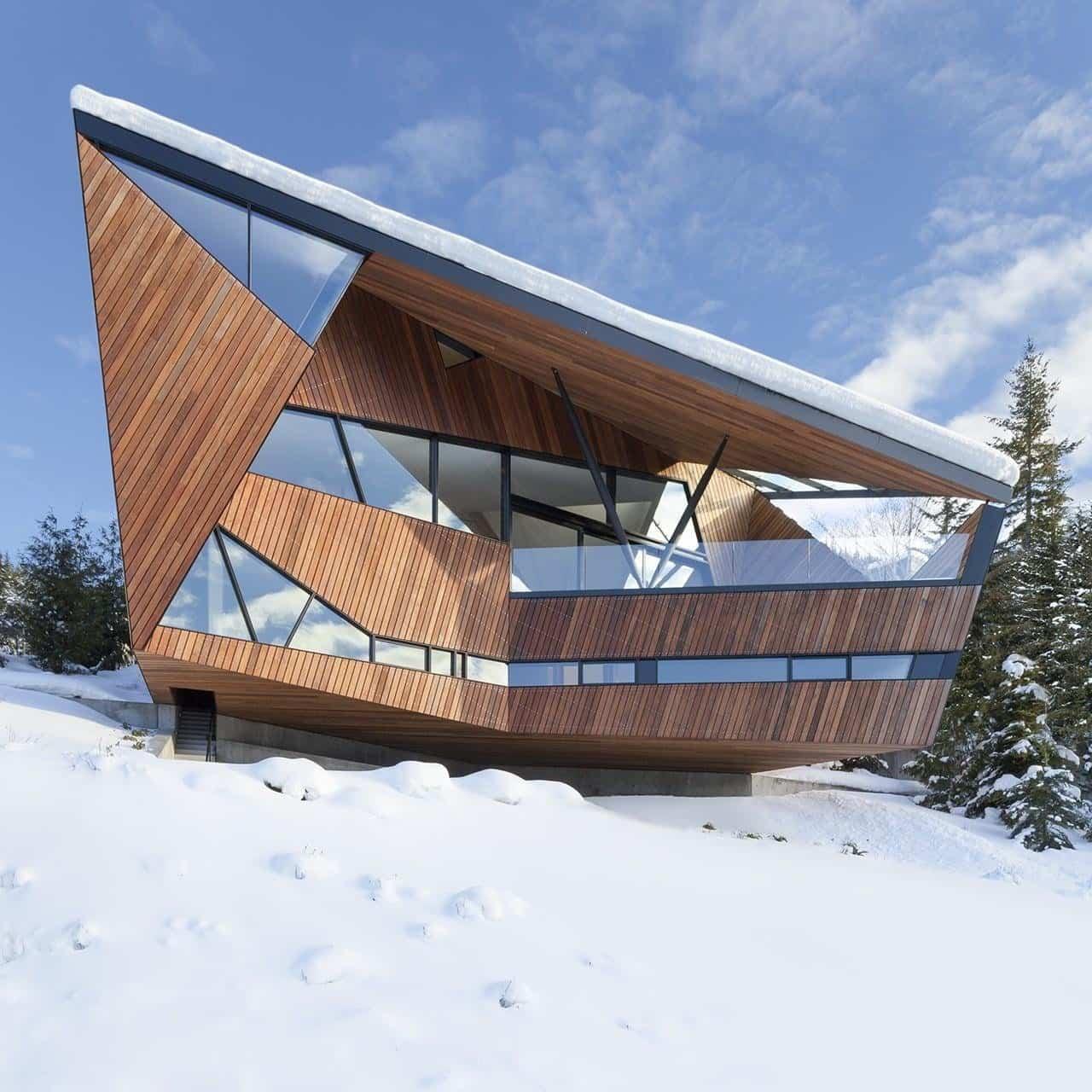 Hadaway House en Canada 1