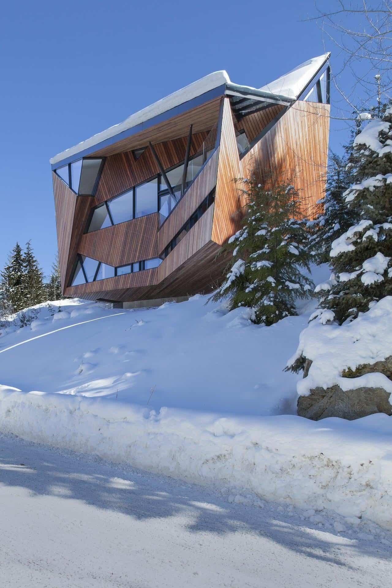 Hadaway House en Canada 2