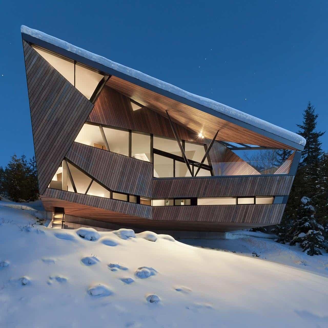 Hadaway House en Canada 3
