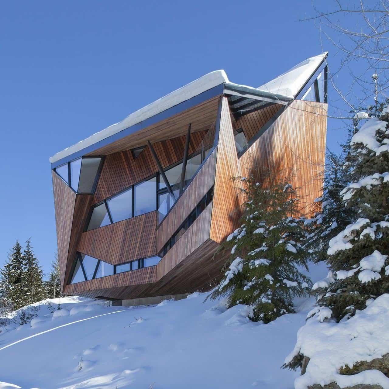 Hadaway House en Canada 4