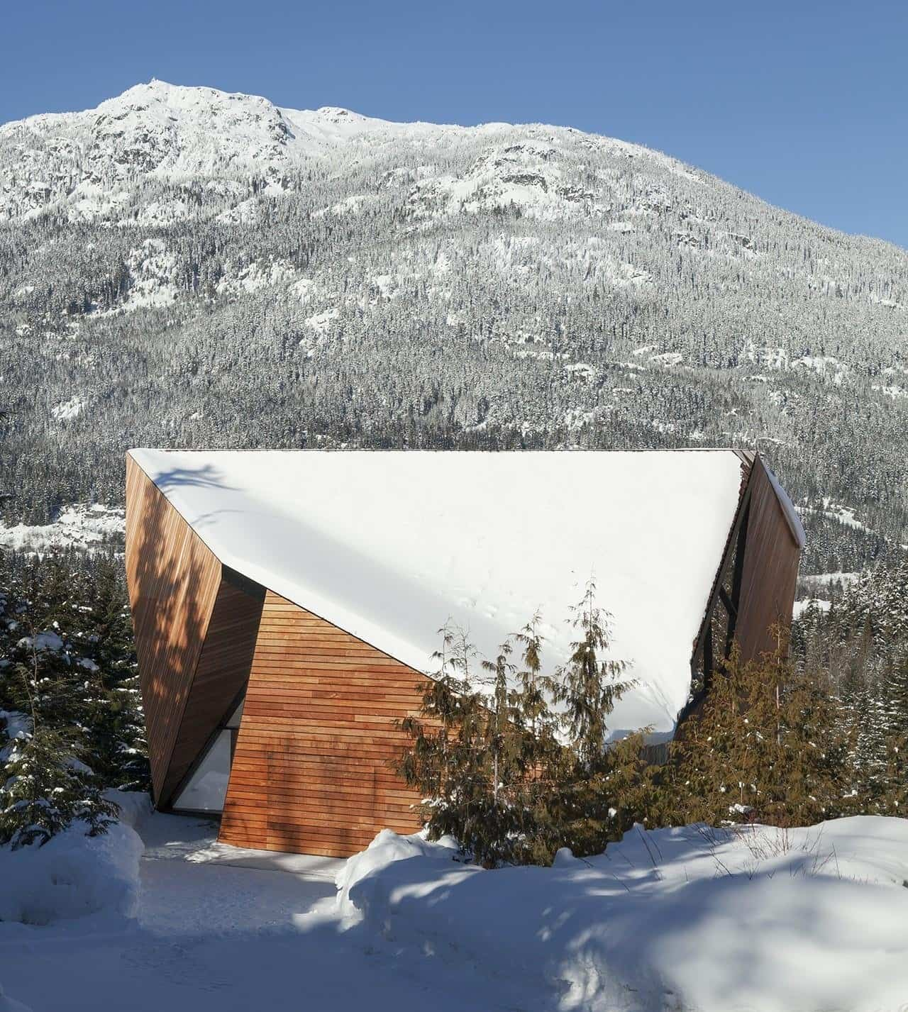 Hadaway House en Canada 7