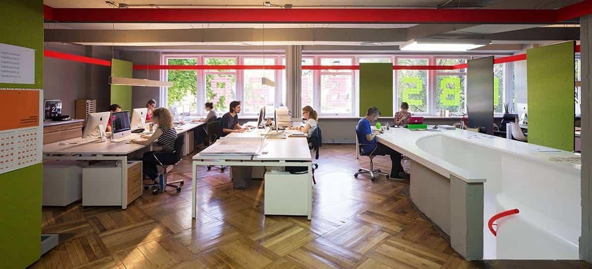 Oficina Inestable Estudio de Diseño Estratégico en Madrid de Carlos Arroyo Architects y socios / Fotografía: Imagensubliminal