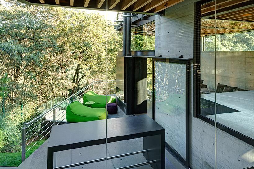 casa bosque en méxico 3