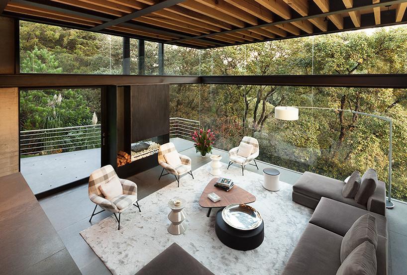casa bosque en méxico 4