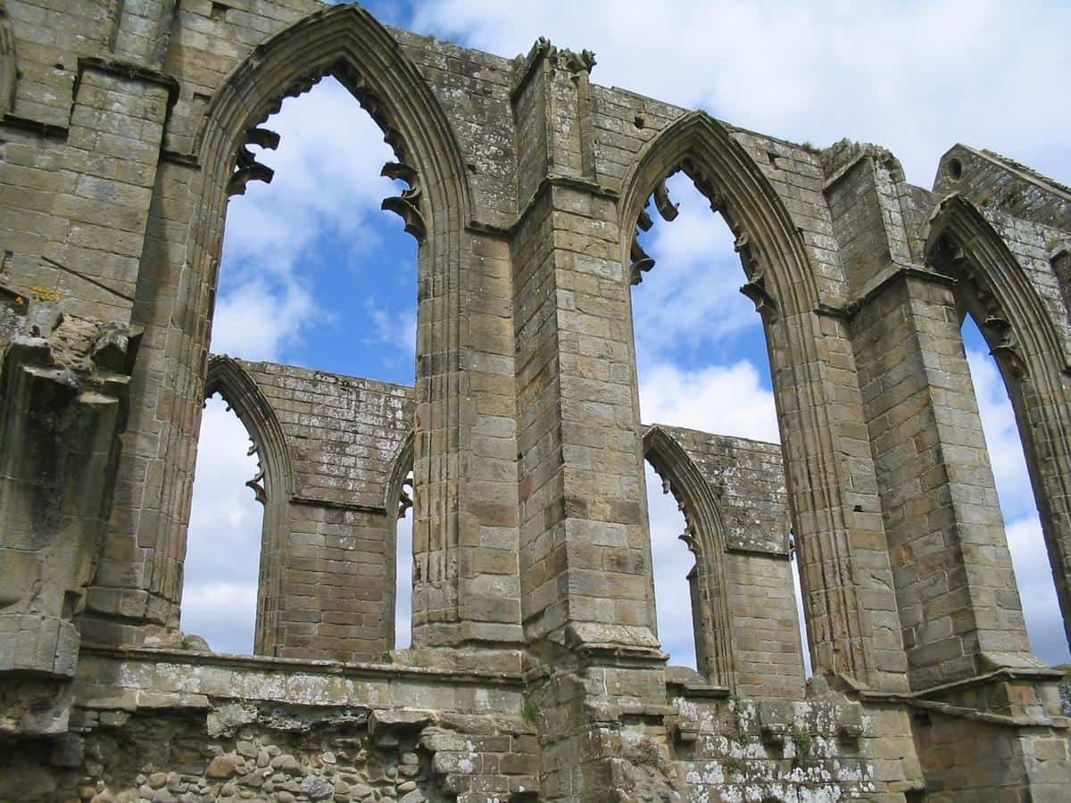 arquitectura gotica - arco ojival