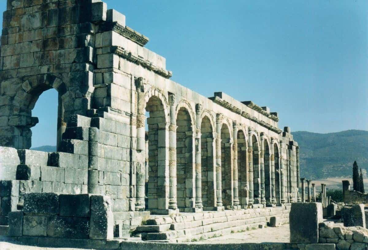 arquitectura romana - basilica romana