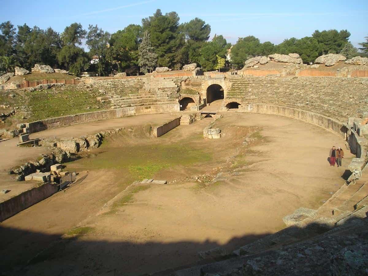 arquitectura romana - circo