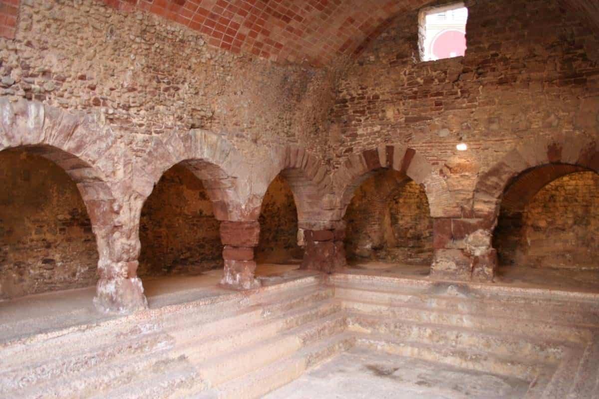 arquitectura romana - termas romanas