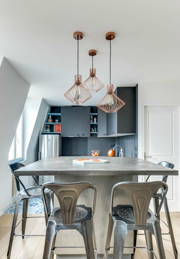 cambiar la cocina 1 - iluminación de diseño