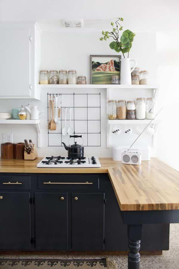 cambiar la cocina 5 - pintar los armarios