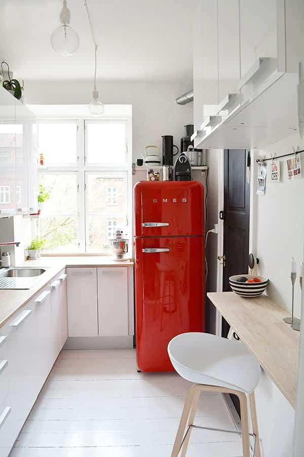 cambiar la cocina 7 - barras de pared