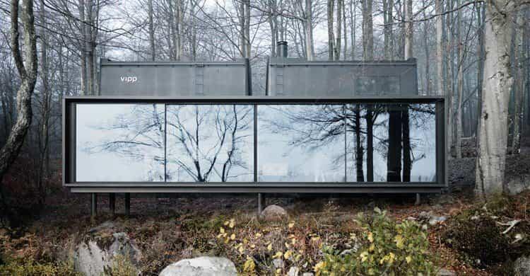 casas modulares 4 - Vipp Shelter