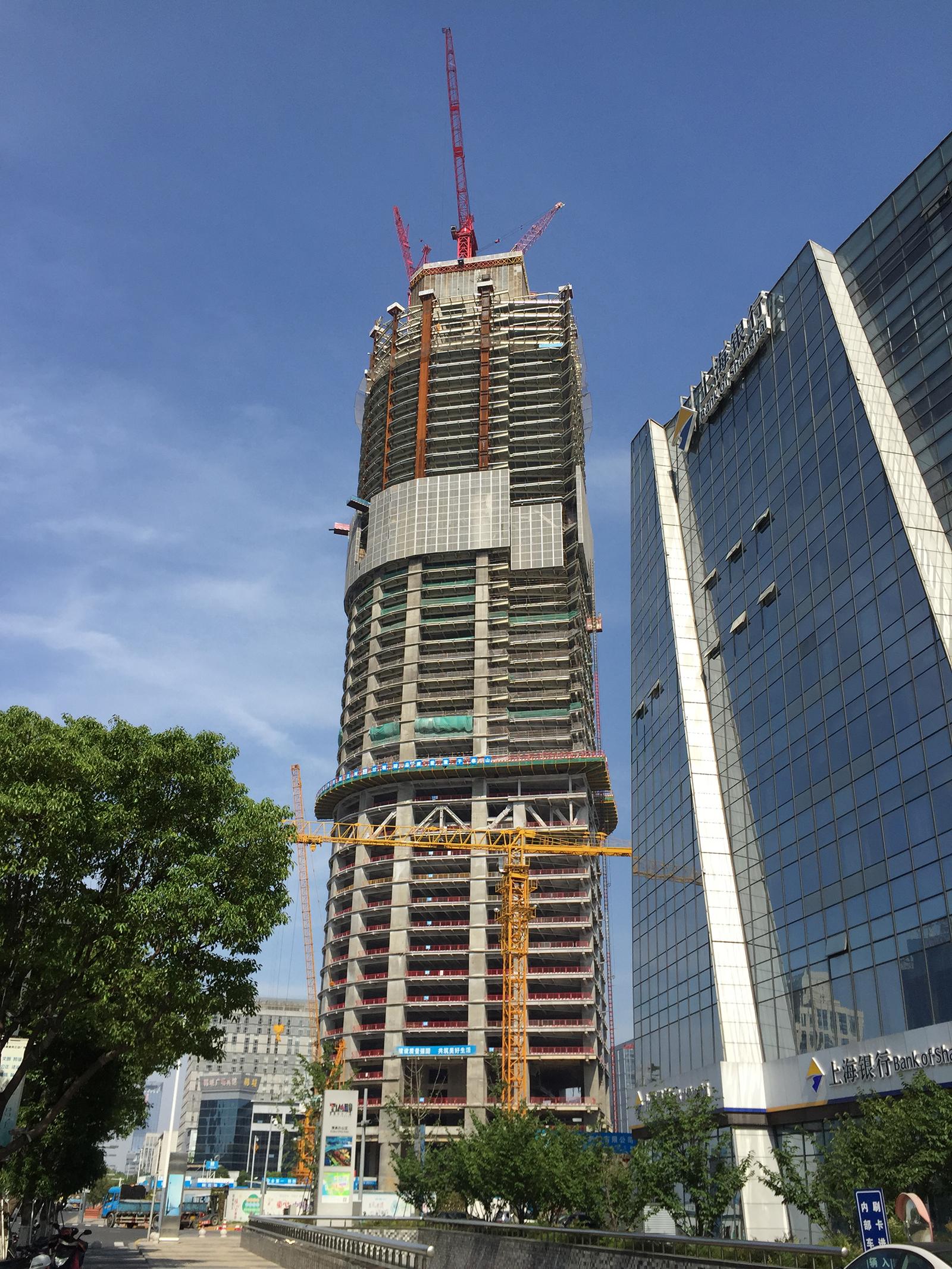 10 edificios más altos 2016 3 - suzhou ifs