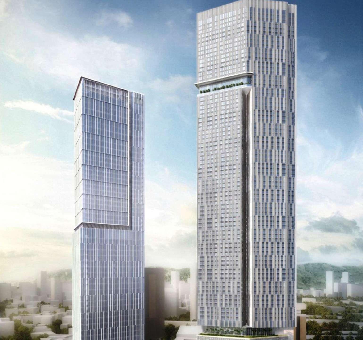 10 edificios más altos 2016 6 - three sixty west tower