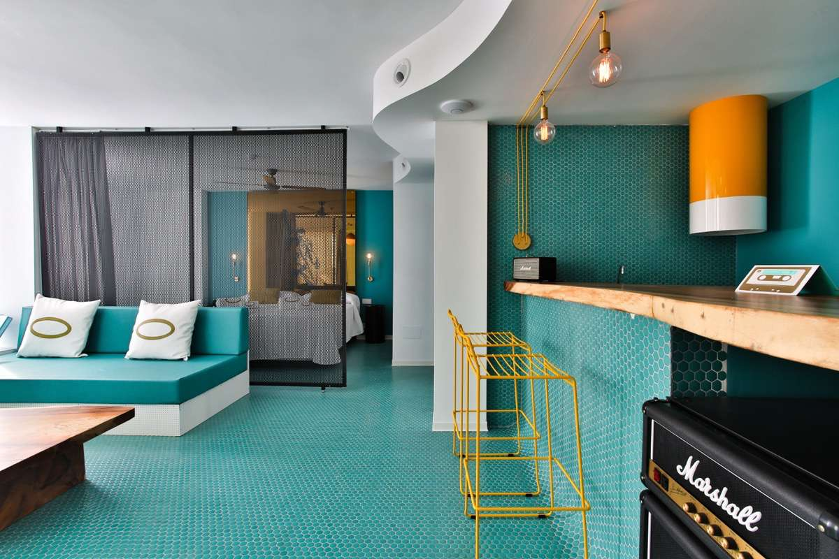 13 Hotel Santos Dorado - ILMIODESIGN