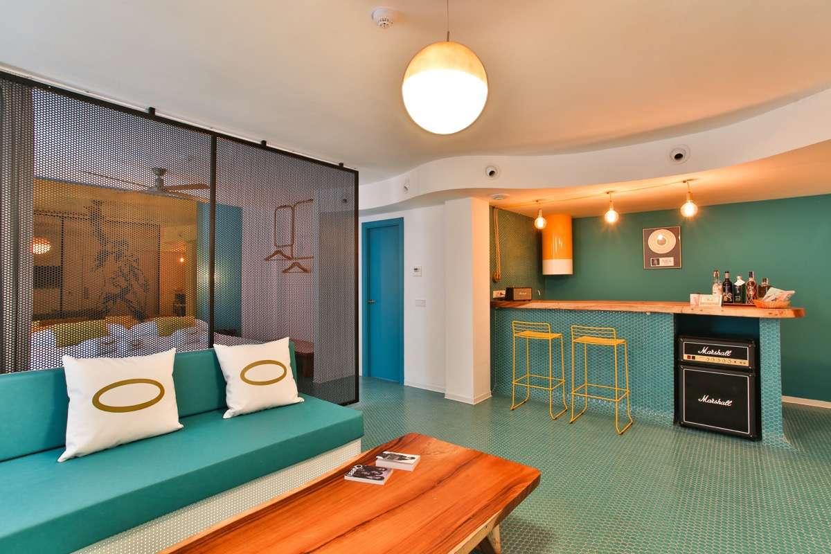 16 Hotel Santos Dorado - ILMIODESIGN