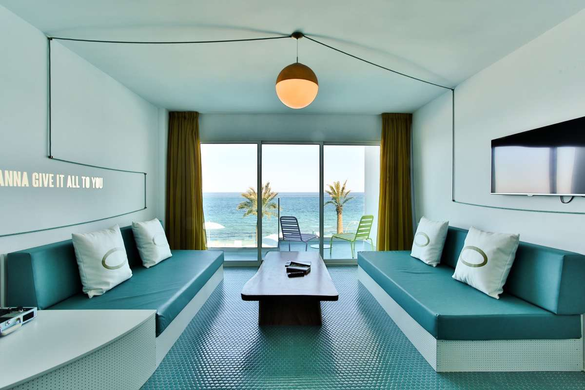 17 Hotel Santos Dorado - ILMIODESIGN